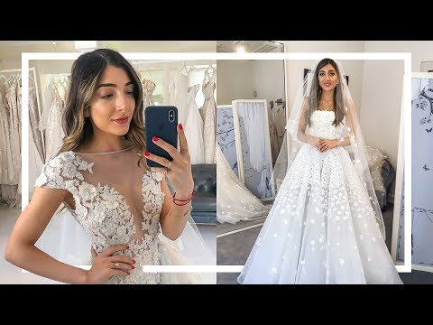 WEDDING DRESS SHOPPING: Looking For My Dress
